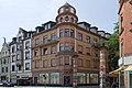 Frankfurt Am Main-Ecke Bolongarostrasse Koenigsteiner Strasse von der Bolongarostrasse nach Nordwesten-20100606.jpg
