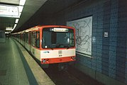Frankfurt U-Bahn Train Type U3
