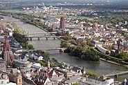 Frankfurter Mainbruecken