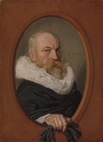 Petrus Scriverius - Image: Frans Hals Petrus Scriverius