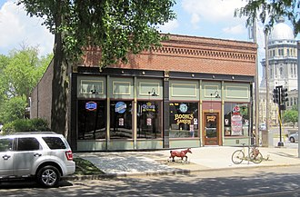 Fred Gottschalk Grocery Store - Image: Fred Gottschalk Grocery Store
