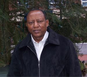 Frederick Sumaye - Image: Frederick Sumaye boston december 2006