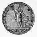 Frederik VI. Kroningsmedalje 1815. Bagside.jpg