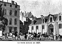 Poste wikip dia - Bureau de poste belgique ...