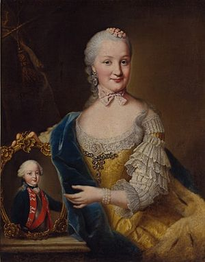 Margravine Friederike of Brandenburg-Schwedt - Image: Friederike Dorothee of Brandenburg Schwedt, duchess of Württemberg