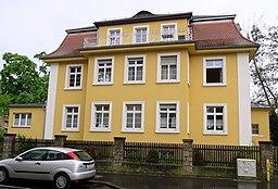 Friedrichstraße in Würzburg