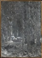 Frithiofs frestelse (ur Frithiofs saga)