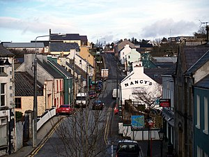 Ardara, County Donegal - Front Street, Ardara