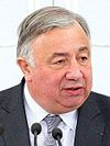 Gérard Larcher Senate of Poland (cropped) (cropped).JPG