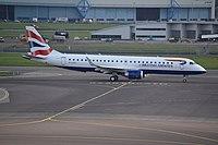 G-LCYU - E190 - BA CityFlyer