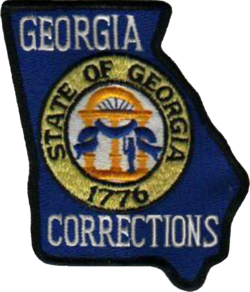 Correction department ga