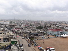 Accra, Jamestown