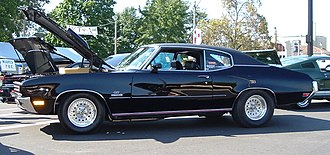 Buick Gran Sport - Buick GS Stage 2.