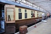 GWR Collett Twelve-wheel special saloon A