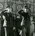 Gagarin salutes to Egyptian Air Force parade near Cairo 1962.jpg