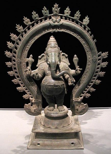 Fichier:Ganesha asianartmuseumsf.jpg