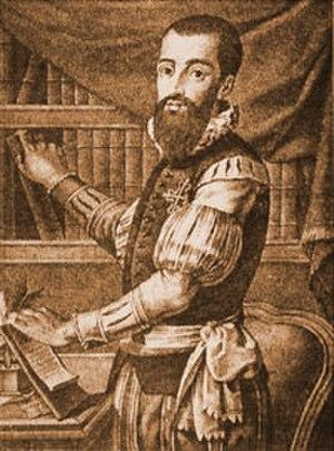 Garcilaso de la Vega (poet) - Portrait of Garcilaso de la Vega