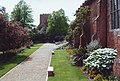Gardens at Layer Marney, Essex - geograph.org.uk - 1516574.jpg