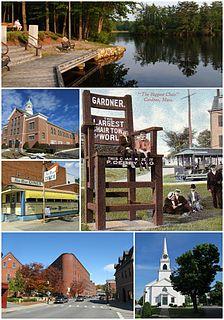 Gardner, Massachusetts City in Massachusetts, United States