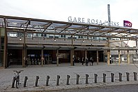 Gare Rosa Parks - coté rue Gaston Tessier.jpg