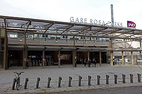 Image illustrative de l'article Gare Rosa-Parks