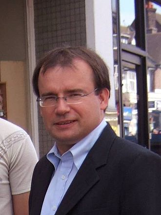 Minister for Civil Society - Image: Gareth Thomas (English politician)