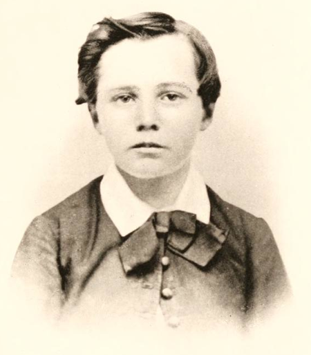 Garret Hobart boy