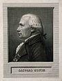 Gaspard Monge, Comte de Peluse. Line engraving by Tavernier. Wellcome V0004062.jpg
