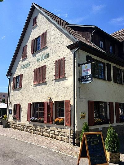 Gaststätte Waldhorn in Tübingen-Lustnau.jpg