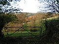 Gateway into a field above the Burn valley - geograph.org.uk - 1584469.jpg