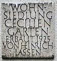 Gedenktafel Traegerstr 2 (Schö) Ceciliengärten.jpg