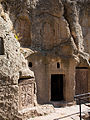 Geghard Monastery - rock chapel.jpg