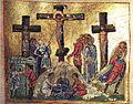 Gelati Gospels. The Crucifixion.jpg