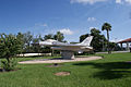 General Dynamics F-16A Fighting Falcon 81-0721 Block 15 LSide wide MacDill Air Park 24July2010 (14630155902).jpg