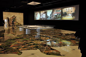 Ghent City Museum - Multimedial introduction to the history of the city of Ghent