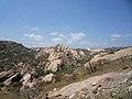 Geocaching at Vasquez Rocks (2426502307).jpg