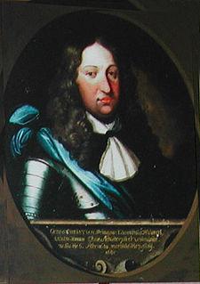 George Christian, Prince of East Frisia