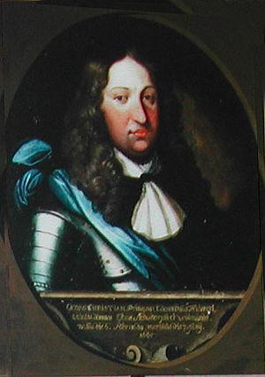 George Christian, Prince of East Frisia - George Christian, Prince of East Frisia