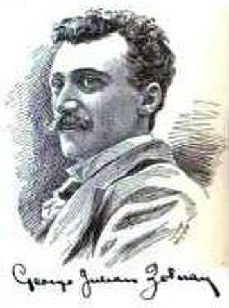 George Julian Zolnay - Image: George Julian Zolnay profile