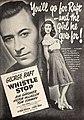 George Raft and Ava Gardner in 'Whistle Stop', 1946.jpg