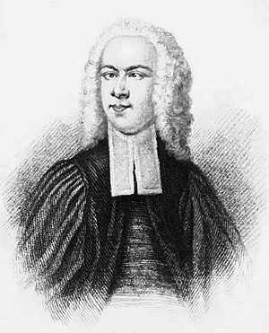 George Whitefield - Whitefield had cross-eyed (strabismus) vision.