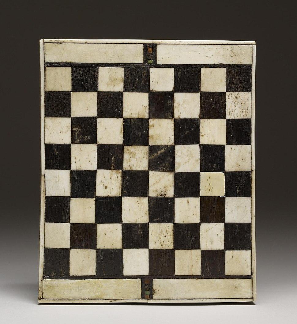 German - Box for Board Games - Walters 7193 - Bottom
