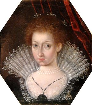 Magdalene of Brandenburg - Magdalene of Brandenburg (c. 1600), National Museum in Warsaw