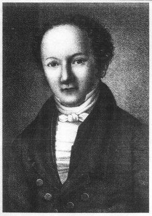 Wilhelm Gesenius - Wilhelm Gesenius.