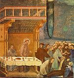 Giotto - Legend of St Francis - -16- - Death of the Knight of Celano.jpg