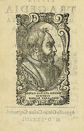 Giambattista Giraldi