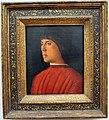 Giovanni bellini, ritratto di giovane con veste rossa.JPG