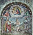 Giovanni di Pietro, Madonna con Bambino in gloria, san Gregorio, san Sebastiano e san Rocco.jpg