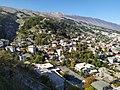 Gjirokastër city view from the castle.jpg