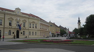 Koprivnica - Koprivnica Main Square